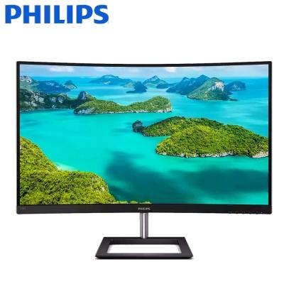 PHILIPS飛利浦 32型 曲面寬螢幕顯示器(黑) 328E1CA
