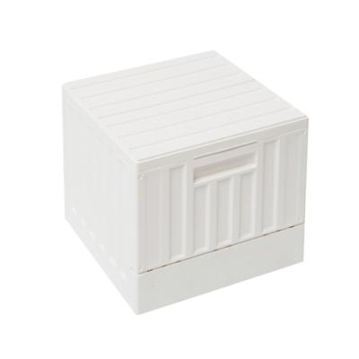 完美主義 方型貨櫃椅/收納椅/收納箱/玩具收納-6入組(4色)