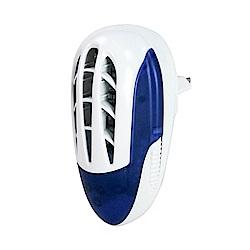 KINYO UVA電擊式長效滅蚊捕蚊燈(KL-7011)壁插設計