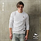 ROUSH LTD美式厚棉刷毛大學TEE(7色)