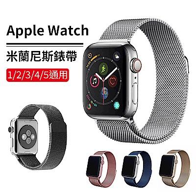 Apple Watch 磁性金屬蘋果錶帶