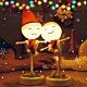 半島良品 守護你稻草人景觀夜燈- 聖誕款 product thumbnail 1