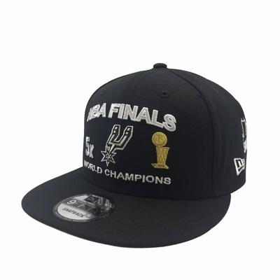 New Era 9FIFTY 950 NBA 總冠軍紀念 棒球帽 馬刺隊
