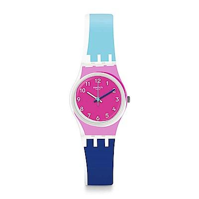 Swatch 原創系列 ATTRAVERSO 穿越彩虹手錶