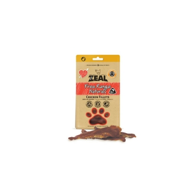 ZEAL真致天然風乾零食-放養雞胸肉125g (ZE-AD-0172)