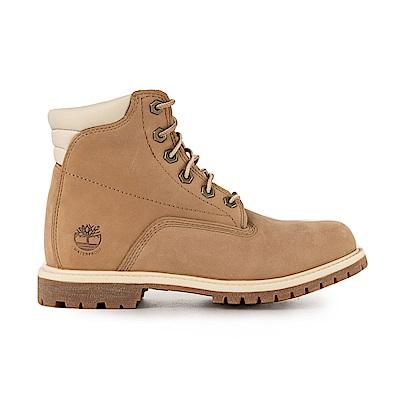 Timberland 女款咖啡棕6吋靴 | A1P2WK38
