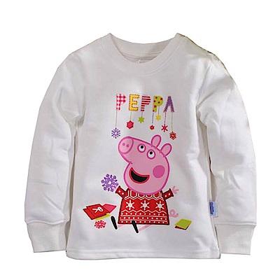 粉紅豬小妹刷毛長袖T恤 k60917 魔法Baby