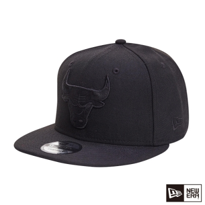 NEW ERA 9FIFTY 950 CHIBUL BLACK 公牛 黑 棒球帽