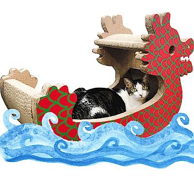 (YAHOO獨家)寵喵樂《划龍舟》造型特色