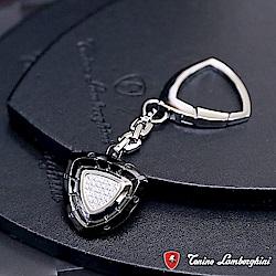 藍寶堅尼Tonino Lamborghini SPYDER BLACK系列 鑰匙圈(黑)