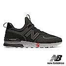 New Balance 休閒鞋 MS574UTB-D 中性 黑