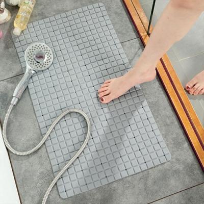 環保PVC浴室吸盤防滑地墊 腳踏墊 塑膠墊 防水 安全