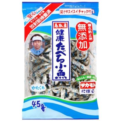 Sakamoto 坂本元氣小魚乾(45g)