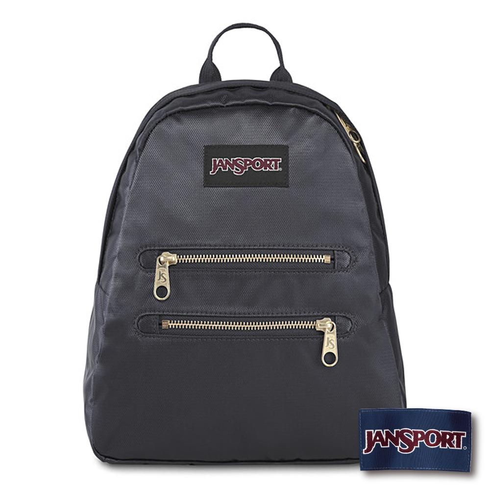 JANSPORT HALF PINT 2 FX 系列小款後背包 -霧灰金屬