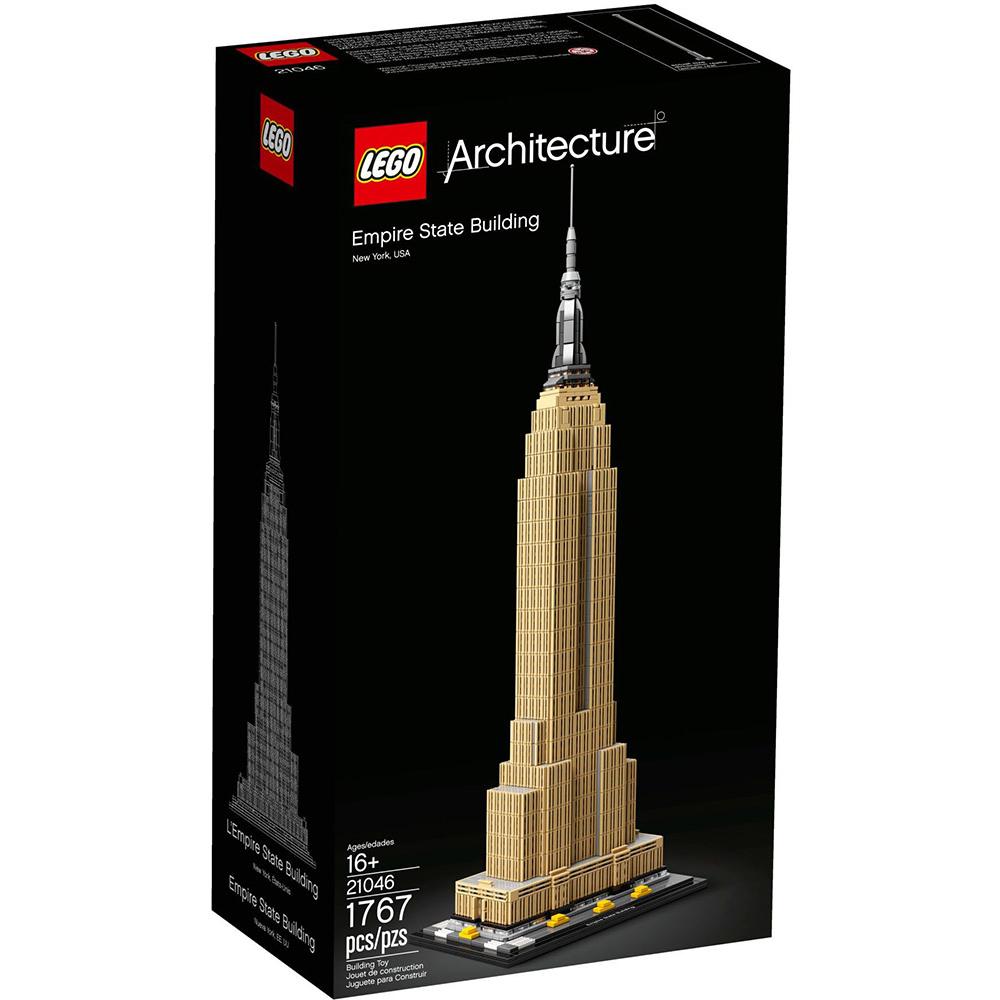 樂高LEGO 經典建築系列 - LT21046 帝國大廈