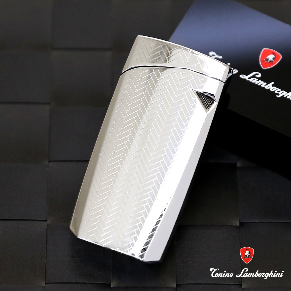 藍寶堅尼Tonino Lamborghini MAGIONE LIGHTER打火機(銀)