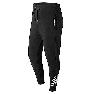 New Balance 針織長褲  AMP81507BK 男性 黑色