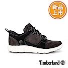 Timberland 女款FlyRoam黑色絨面運動鞋
