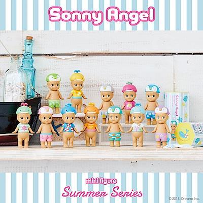 Sonny Angel 繽紛水上樂園泳帽公仔(箱購12入)