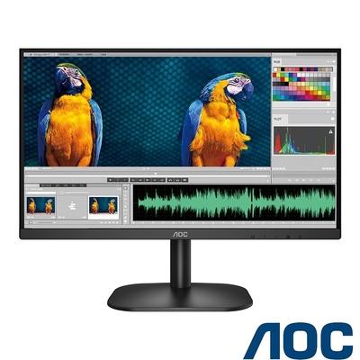 AOC 24B2XHM 24型 窄邊框護眼電腦螢幕