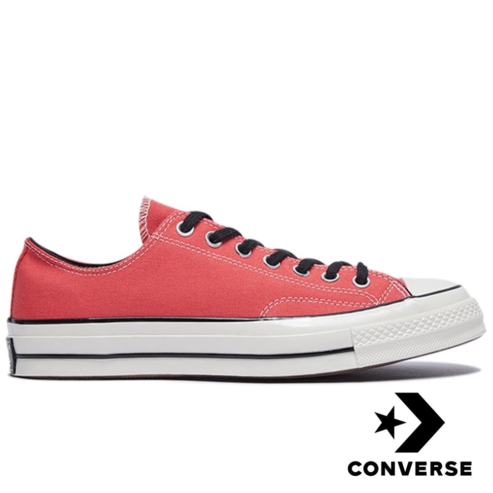 CONVERSE 70s 男女休閒鞋 橘紅
