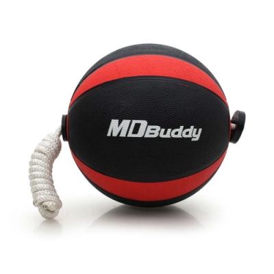 MDBuddy 帶繩藥球5KG 隨機