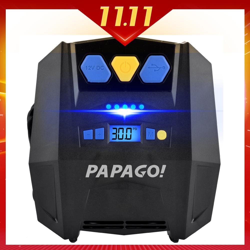 PAPAGO ! i3智能高速打氣機