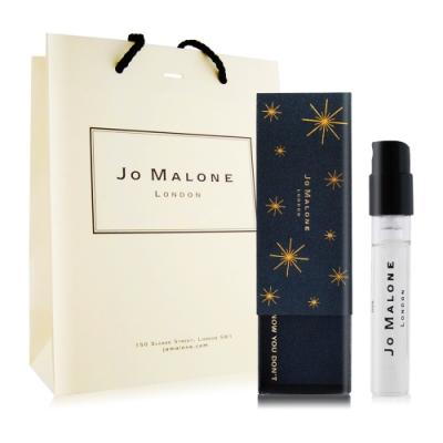 Jo Malone 聖誕魔術盒(內含英國梨與小蒼蘭針管1.5ml)[附提袋]