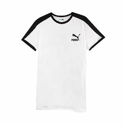 【時時樂限定】PUMA 男 流行系列經典T7短袖T恤(M)