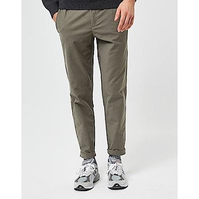 CACO-彈性舒適修身長褲(二色)-男【UAR020】