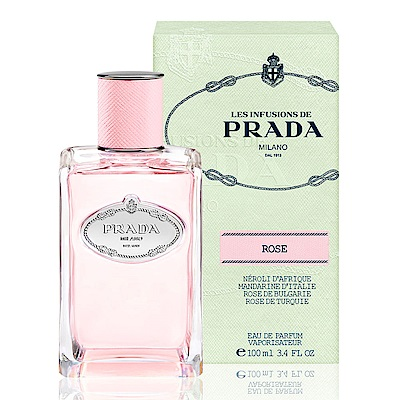 PRADA 玫瑰精粹淡香精 100 ml
