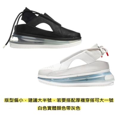 NIKE AIR MAX FF 720 運動涼鞋 黑色 白色 (女鞋)