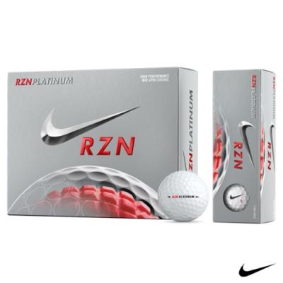 NIKE GOLF RZN PLATINUM 高爾夫球 4層球 一盒裝 GL0660-101
