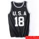 FASHION館 經典復古ORIGINAL網眼籃球衣背心 USA NBA product thumbnail 1