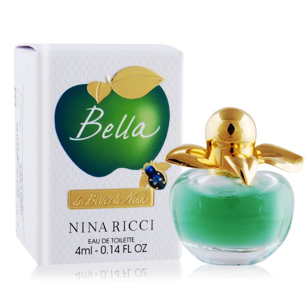 NINA RICCI Bella 貝拉甜心女性淡香水小香4ml
