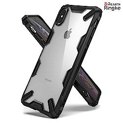 iPhone Xs Max [Ringke Fusion X] 透明背蓋手機保護殼