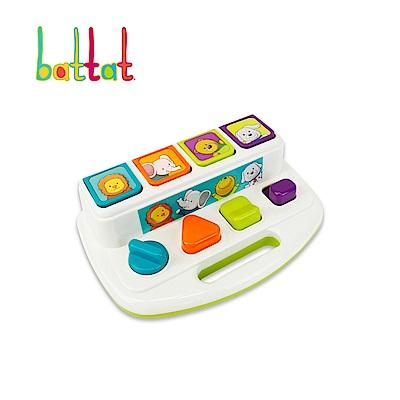 【B.Toys】動物玩開關_Battat系列