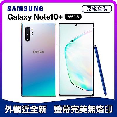 【福利品】SAMSUNG Galaxy Note 10+ (12G/256G) 6.8吋智慧型手機