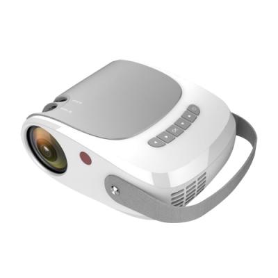 LGS  原廠現貨 H5微型投影機 HD720P 手機安卓/蘋果無線投影 最高支援1080P