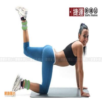 運動綁手負重沙袋沙包2kg.健身跑步綁手沙包重量訓練輔助負重裝備