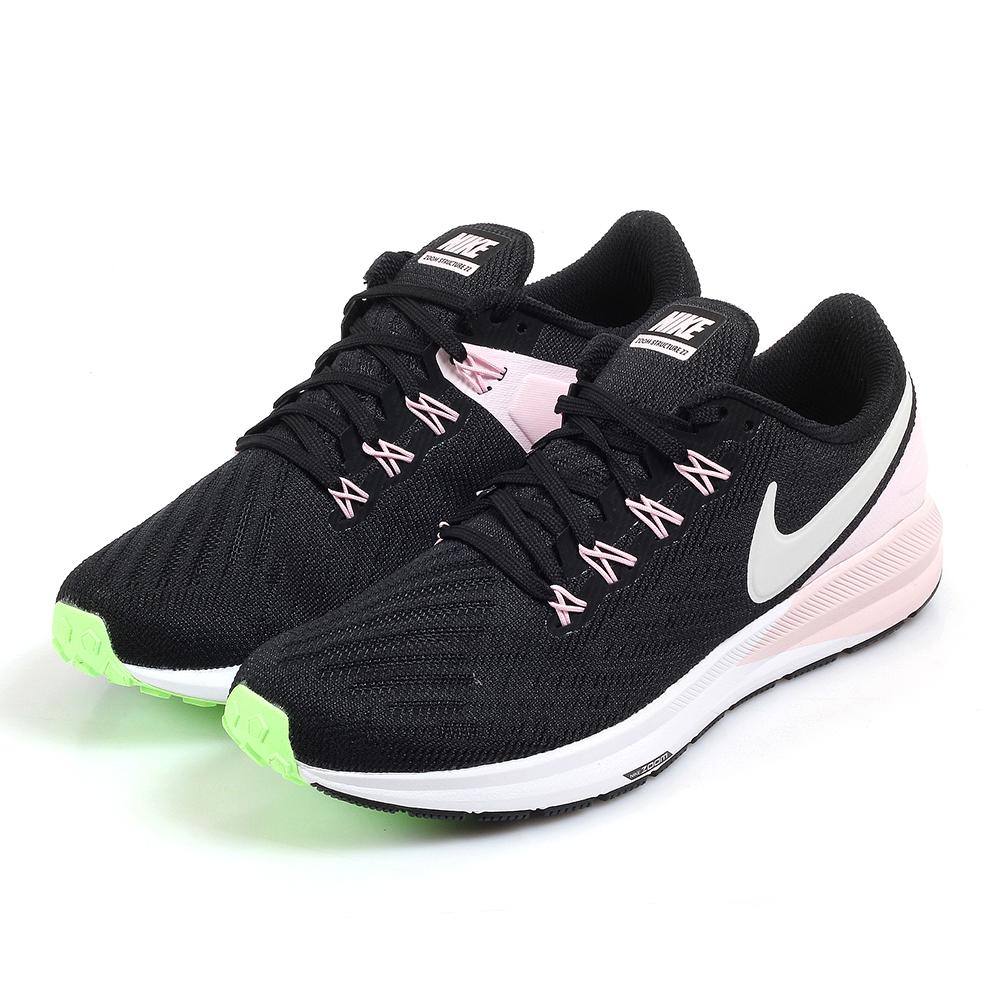 NIKE W AIR ZOOM STRUCTURE 22-女男 AA1640-004   慢跑鞋  