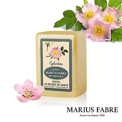 法國法鉑-天然草本野玫瑰棕櫚皂-150g/顆