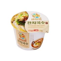 韓味不二【韓國原裝】即食(生麵)