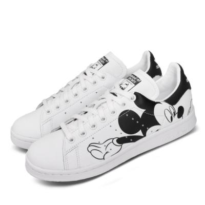 adidas 休閒鞋 Stan Smith 米奇 男女鞋
