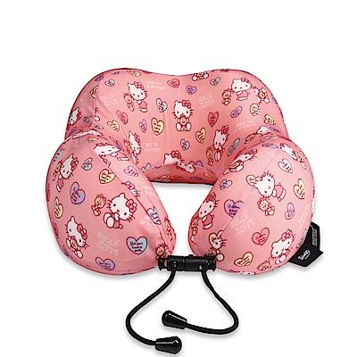 murmur 紓壓頸枕-Hello Kitty 泰迪熊-愛心 NP015