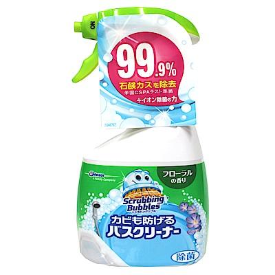 日本JOHNSON石鹼超強清潔劑-香甜花香(400ml/瓶)