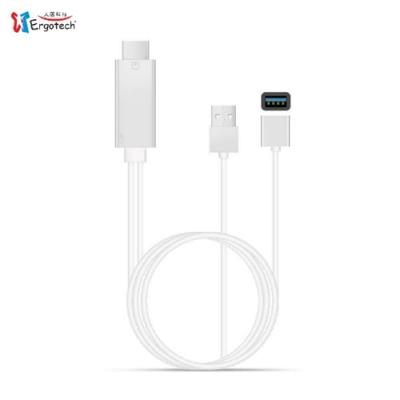 人因科技ERGOLINK 全相容HDMI手機影音傳輸線MD0120