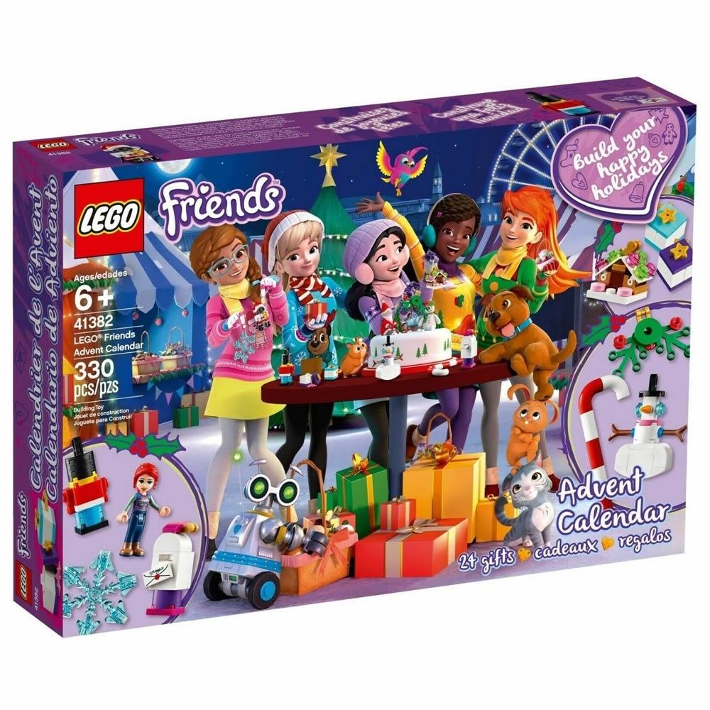 樂高LEGO Friends系列 - LT41382 聖誕驚喜曆