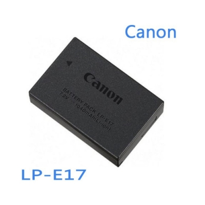 【Canon】LP-E17 原廠裸裝電池 拆機無包裝
