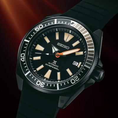 SEIKO 精工 PROSPEX 夜潛武士 限量潛水機械錶(SRPH11K1/4R35-04W0C)-43.8mm